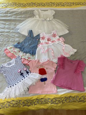 Photo Baby/toddler girl clothes set 12 month-2T