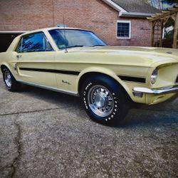 1968 Ford Mustang Thumbnail