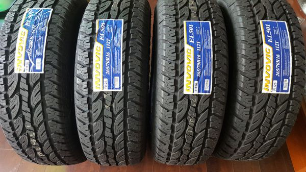 All Terrain Tires 265 70 16 Auto Parts In Bloomington Ca Offerup
