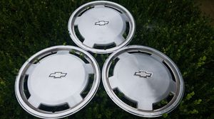 """3 CHEVY 14"""" HUBCAPS for Sale in Inwood, WV"""