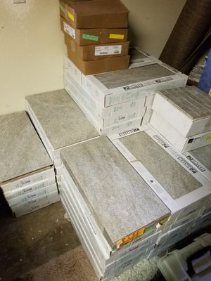 900sf of high quality Italian porcelain tile - frost proof for Sale in Portland, OR