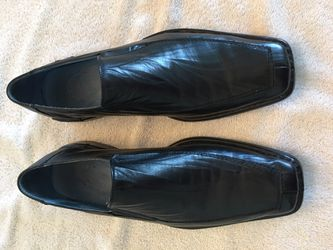 Men's Aldo Black Shoes Size 43 Thumbnail