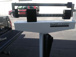 Health o meter scale and height for Sale in Tampa, FL