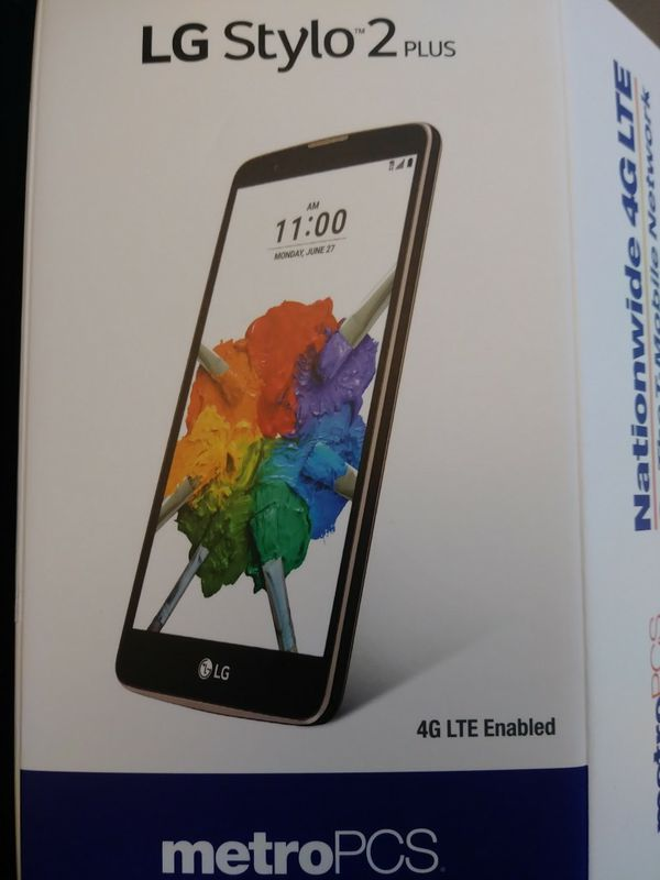 LG Stylo 2 Plus Metro Pcs for Sale in San Jacinto, CA - OfferUp