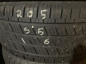 Photo 205/55/16 Tires LIKE NEW!!!