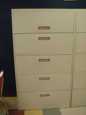 Furniture, 5-drawer lateral filing cabinet for Sale in Washington, DC