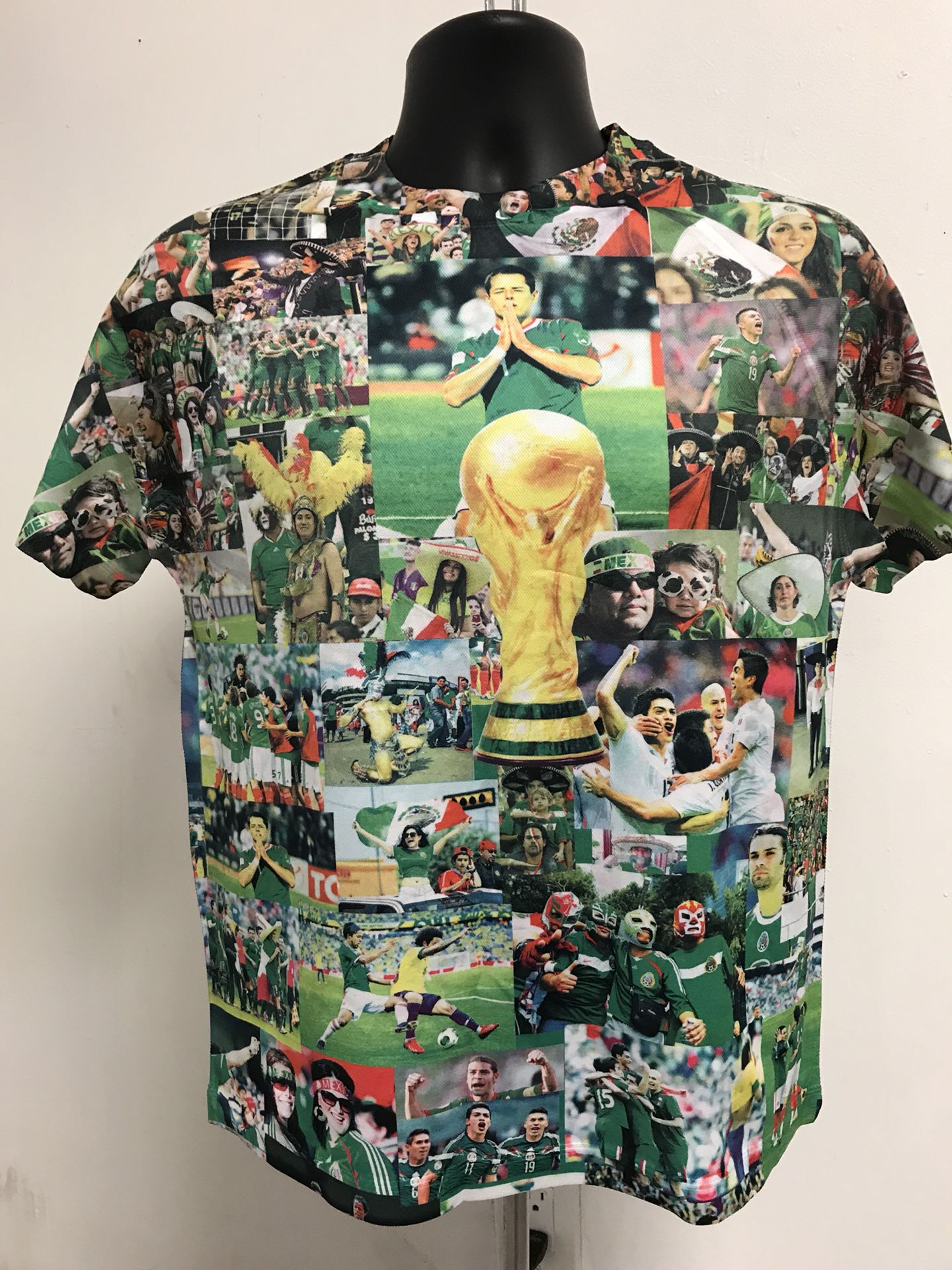 Mexico shirts wholesale (mayoreo)