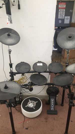 Simmons Drum Set for Sale in Kissimmee, FL