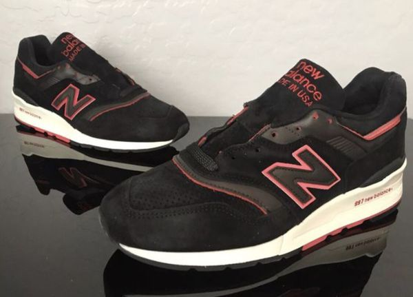 New Balance 997 Black Red M997DEXP - Size 11 for Sale in Goodyear ... e7f836400cda