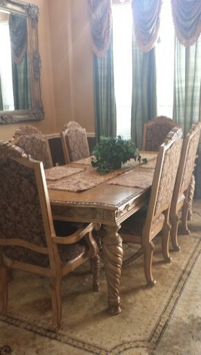 Ashley Southshore Collection Dining Set For Sale In Houston Tx