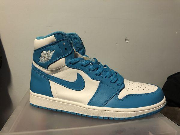 separation shoes 77489 5d996 Jordan Retro 1 High OG UNC for Sale in Gurnee, IL - OfferUp