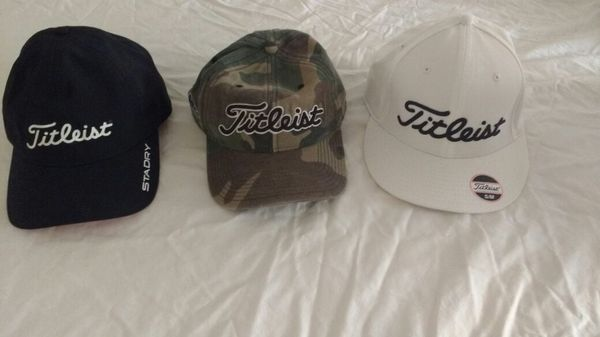 Titleist hats for Sale in Vista 44a2a939cfd