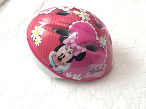 Girls Toddler Minnie Mouse Bike Helmet for Sale in Hollywood, FL
