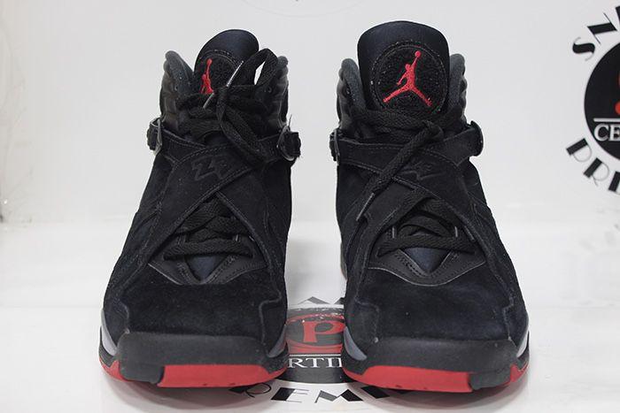 """Jordan 8 """"Black Cement"""""""