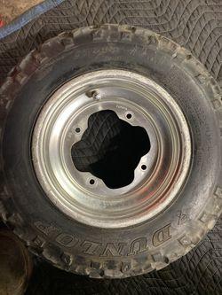 Front wheels Thumbnail