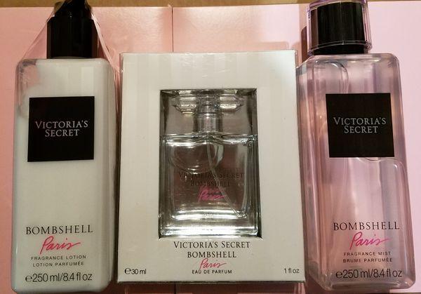 22ab800aac Victoria s Secret Bombshell Paris perfume