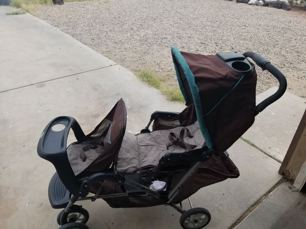 Graco Duoglider Double Stroller For Sale In Phoenix Az Offerup