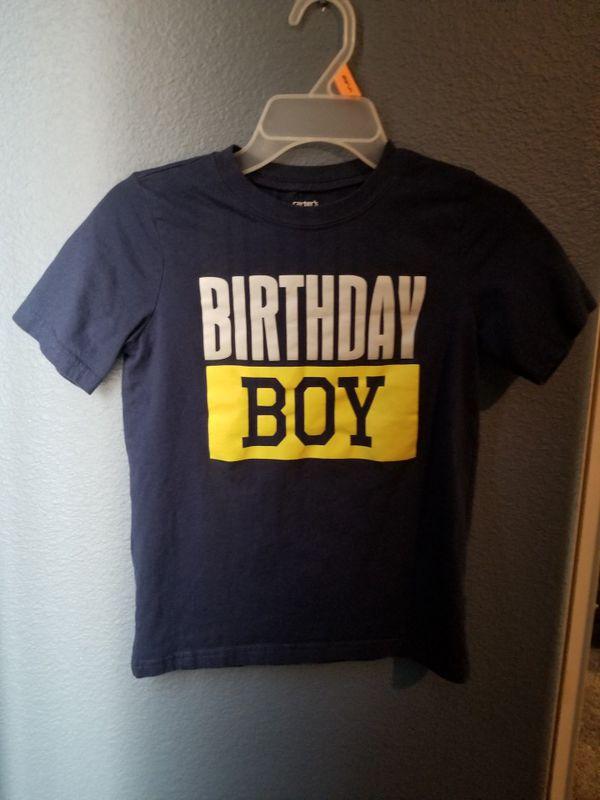 Birthday Boy Shirt For Sale In San Jacinto CA