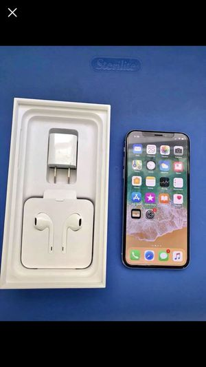 iPhone X for sale for Sale in Glen Burnie, MD