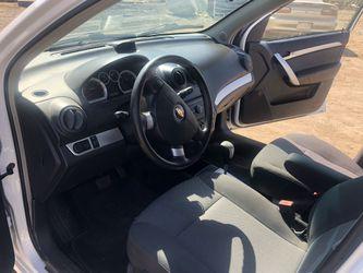 2011 Chevrolet Aveo Thumbnail