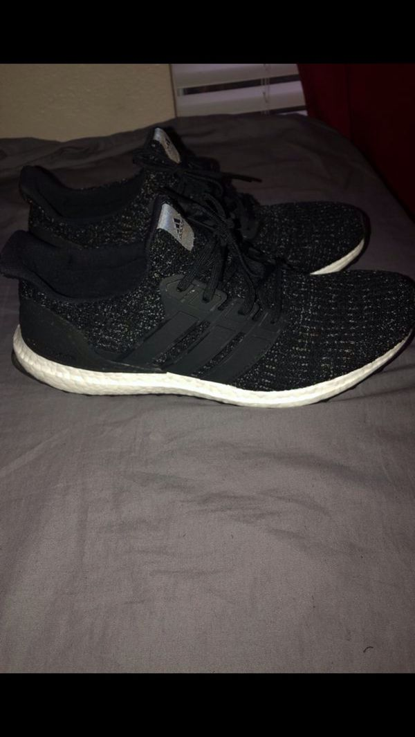 official photos 13350 2bb55 Adidas Ultra Boost 4.0 Black White speckle for Sale in Allen, TX - OfferUp