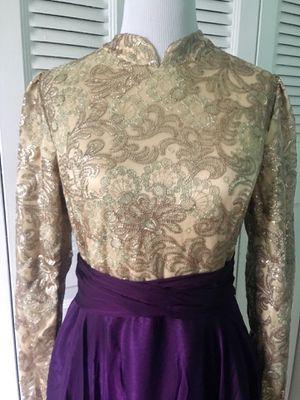 Long sleeve formal dress for Sale in Centreville, VA