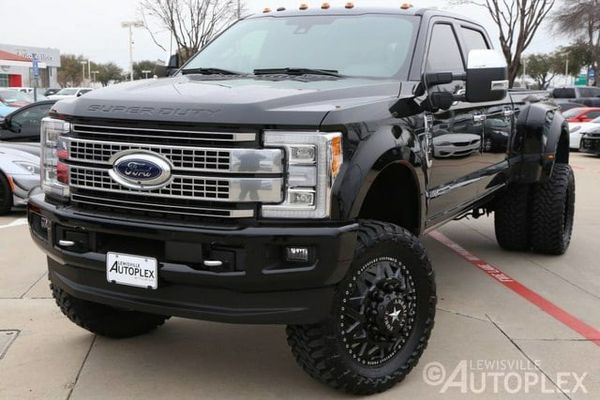 2007 Ford Edge For Sale >> 2018 Ford F-350 Platinum Custom for Sale in Lewisville, TX - OfferUp