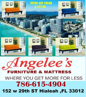 Angelees Furniture Great Futon prices for Sale in Hialeah, FL