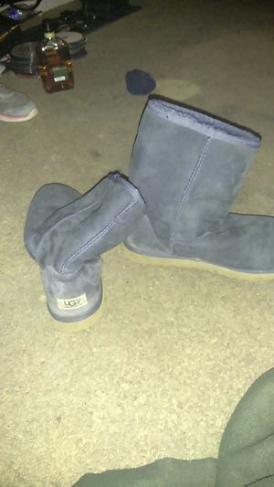 Dark blue UGGs boots for men for Sale in Washington, DC