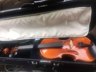 Full size violin Thumbnail