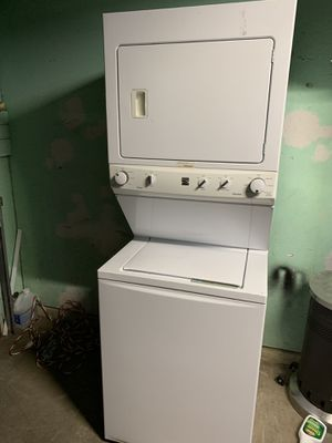 Washers and dryer electric new $$300 for Sale in Dallas, TX