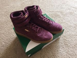 Brand new adult Puma shoes size 6 for Sale in Alexandria, VA