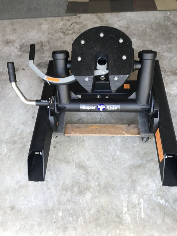 Blue Ox Super Ride 20k 5th Wheel Hitch For Sale In West Palm
