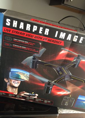 Sharper image fpv streaming DRONE for Sale in Washington, DC