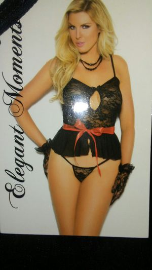 Fantese touch no tail lingerie for Sale in Cleveland, OH