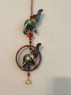 Elephant wall hanging decor piece for Sale in Lynchburg, VA
