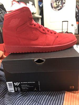 Jordan 1's red October for Sale in San Diego, CA