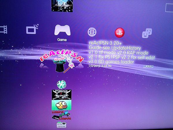 Jailbroke PS3 Slim Running Rebug 4 82 1 DEX for Sale in San Antonio, TX -  OfferUp