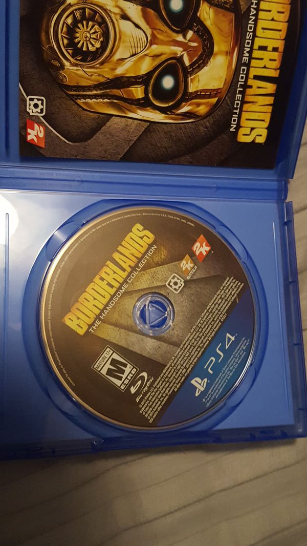 Borderlands The Handsome Collection Ps4 For In Jacksonville Fl Offerup