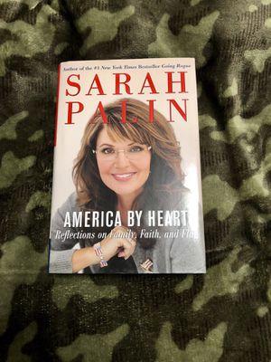 EUC Signed Book by Sarah Palin for Sale in DARLINGTN HTS, VA