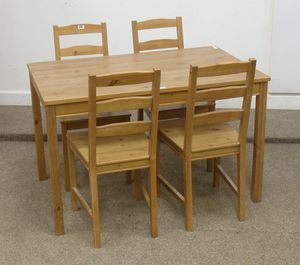 Dining table and chair set for Sale in Arlington, VA