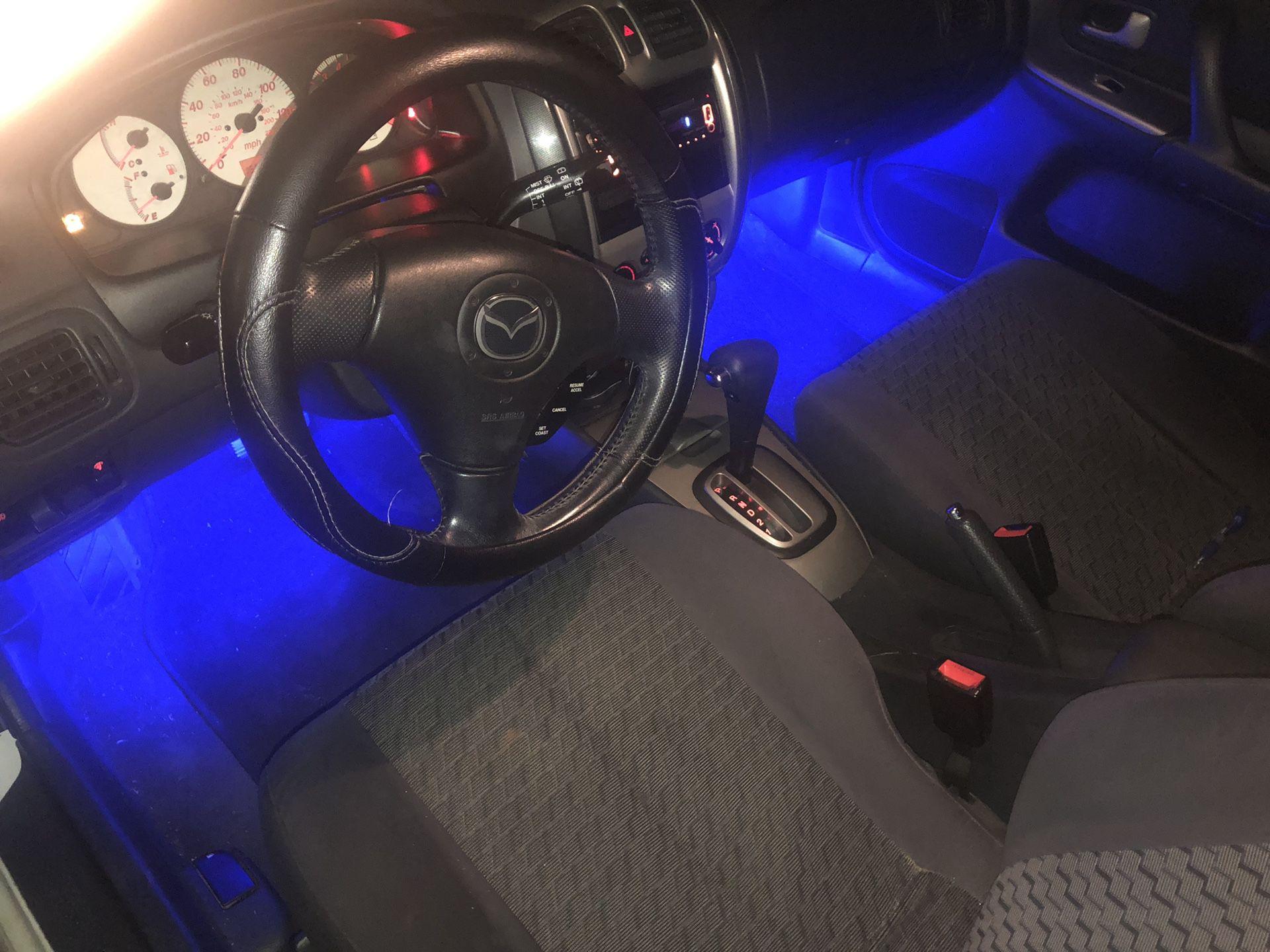 Mazda protege5