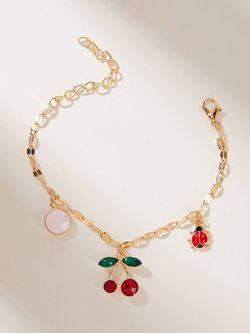 Ladybug bracelet Thumbnail