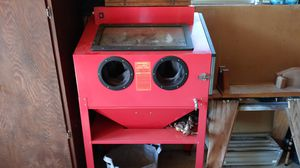 Stand up sand/media blaster for Sale in Auburn, WA
