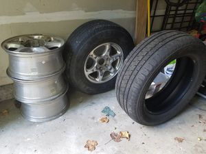 "Chevy/GMC 18"" OEM Rims for Sale in Upper Marlboro, MD"