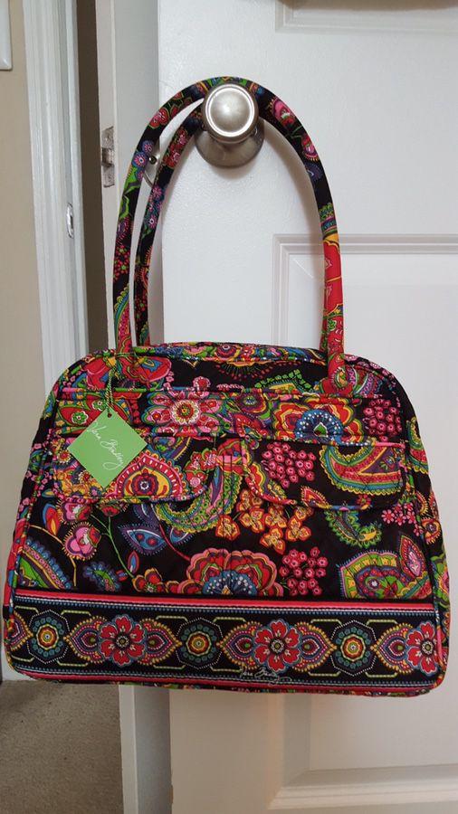 Vera Bradley Bowler Bag Nwt For In Marietta Ga Offerup