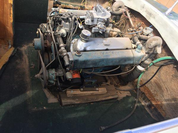 Mustang 67 V8 engine gasoline motor 289 for Sale in Phoenix, AZ - OfferUp