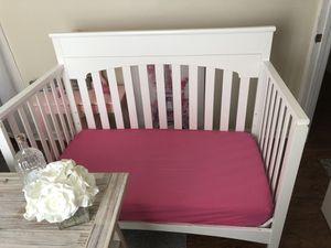 White crib and mattress for Sale in Warrenton, VA