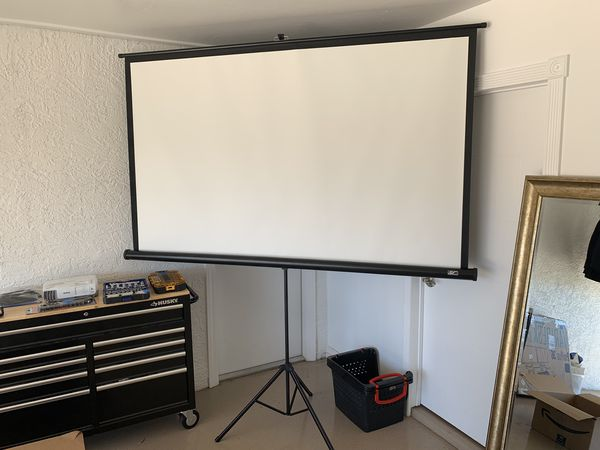 1f82b2e9918 Epson PowerLite X17 Projector and Mobile Screen for Sale in Scottsdale, AZ  - OfferUp