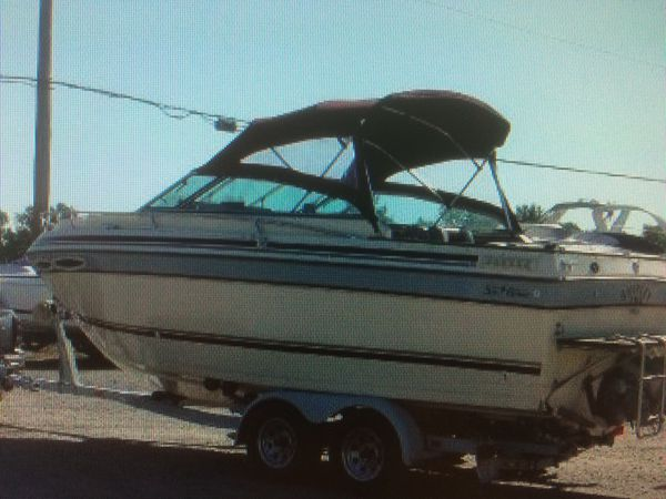 1984 sunrunner 25 ft